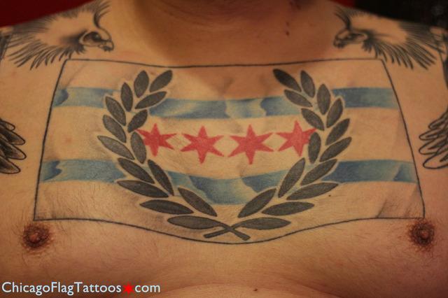 Jose Ramirez tattoo closeup