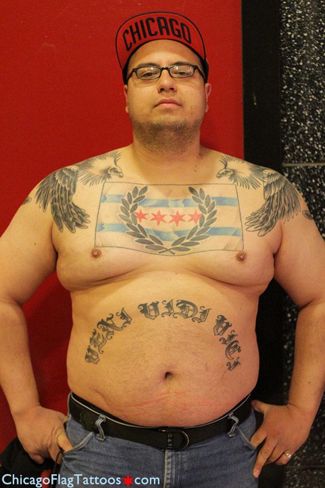 Jose Ramirez tattoo
